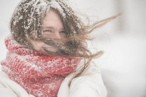 winter hair care at home