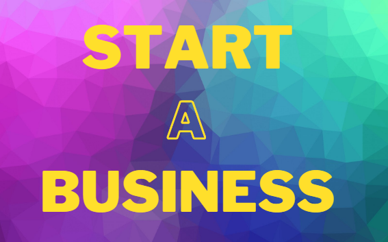 A small business starting