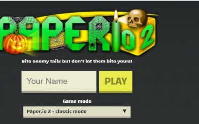 Paper.io 2 – Everything To Learn About This Game