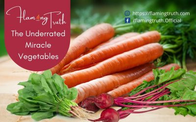 The Underrated Miracle Vegetables