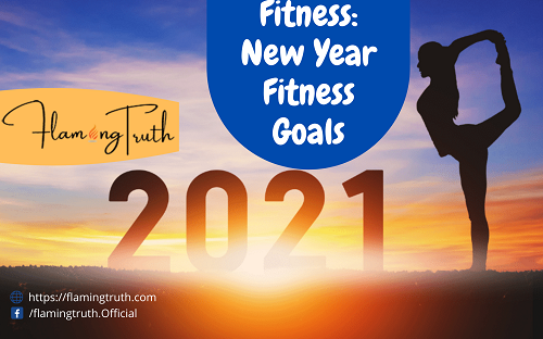 Fitness: New Year's Fitness Goal